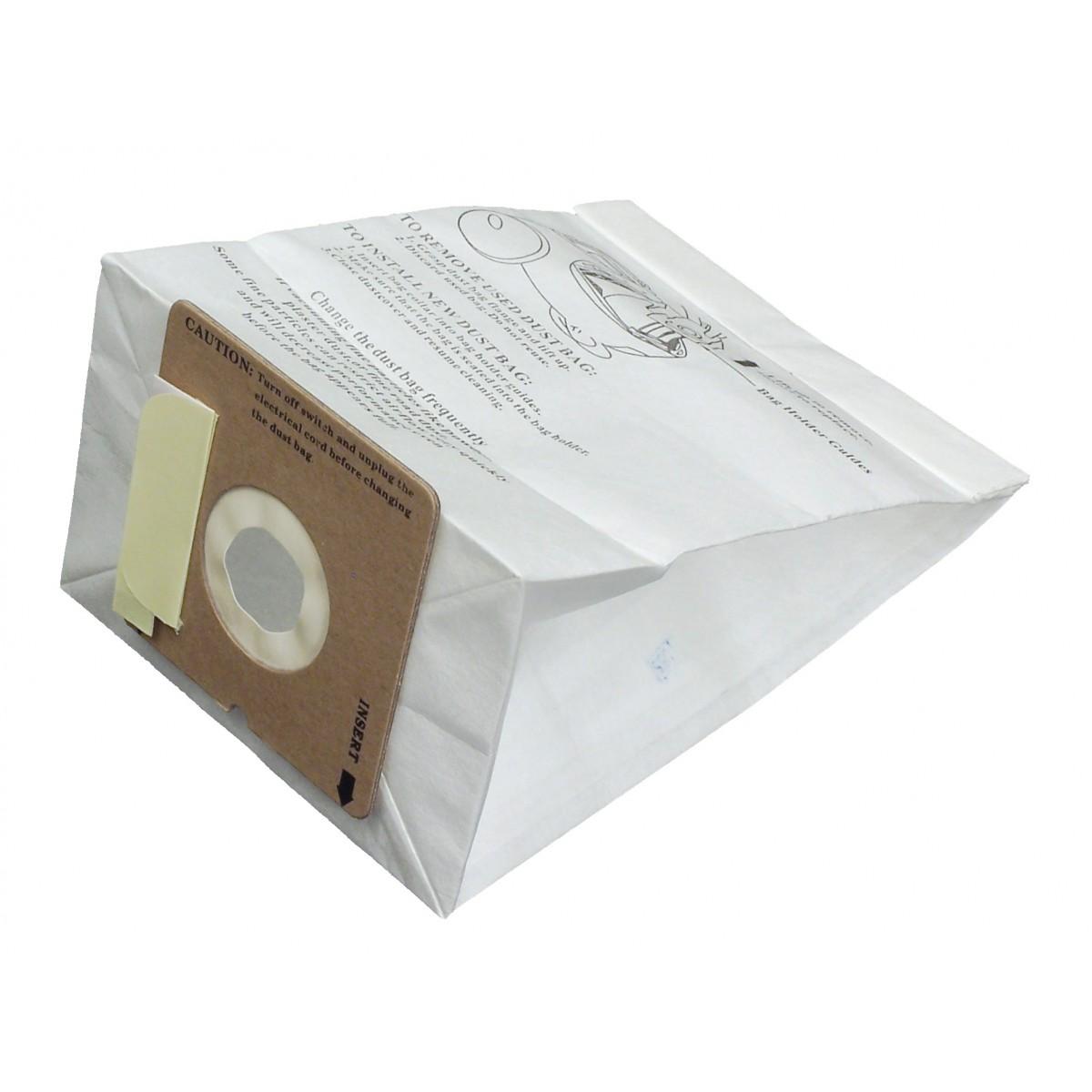 Microfilter Vacuum Bags Eureka L Pkg 3