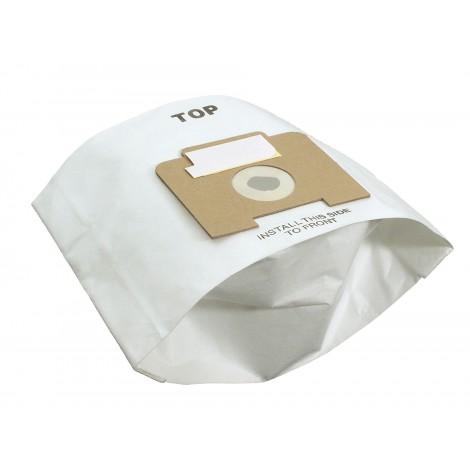 Sac microfiltre pour aspirateur Eureka style CN-2 série 6380 - paquet de 3 sacs - Envirocare 316