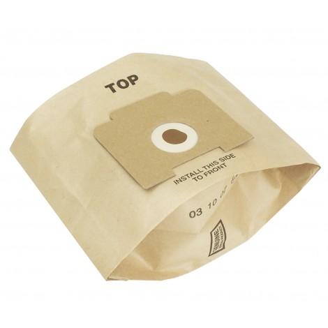 Sac microfiltre pour aspirateur Eureka style CN-3 série 6820 - paquet de 3 sacs - Envirocare 317