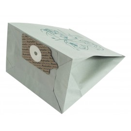 PAPER VACUUM BAGS - NUMATIC NVM2B / JOHNNY VAC JV402 - PKG/10