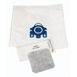 MICROFILTER VACUUM BAGS - MIELE G-N - PKG/5+2