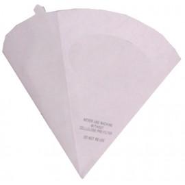 PAPER VACUUM BAGS - NUTONE / JOHNNY VAC CENTRAL (POWERLUX SUPERLUX)- PKG/3