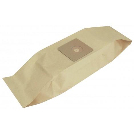 Sac en papier pour aspirateur Johnny Vac Leo - paquet de 5 sacs