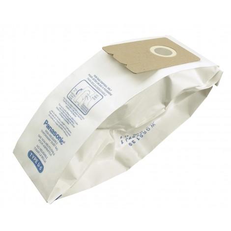 Paper Bag for Panasonic U6 Vacuum - Pack of 6 Bags