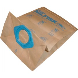 PAPER VACUUM BAGS - NILFISK GS80 90 - PKG/5