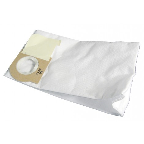 HEPA Microfilter Bag for Simplicity Synchrony Vacuum - Pack of 6 Bags - SWH-6