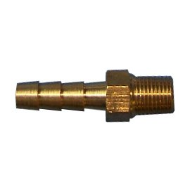 1/4 - 1/2' BRASS COUPLER QUICK CONNECT SOLUTION FOR VACUUM HOSE