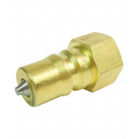 BRASS COUPLER BH2-61 (M) FOR A24