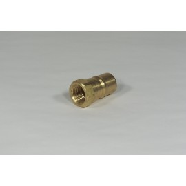 BRASS COUPLER BH3-61 (M) FOR A25