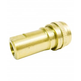 BRASS COUPLER BH2-60 (F) FOR A21