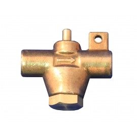 BRASS VALVE KINGSTON 150 PSI
