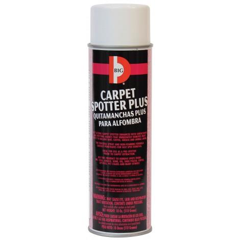Spray Carpet Stain Remover - 18 oz (510 g) - Big D 098