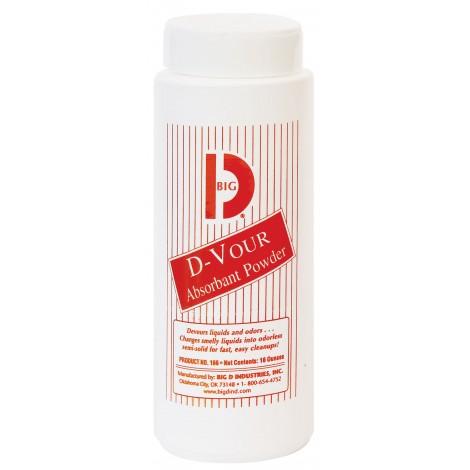 Poudre absorbante désodorisante - 16 oz (454 G) - Bid D 166