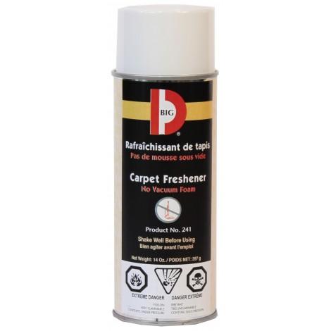 Spray Carpet Freshener - 14 oz (397 g) - Big D 241