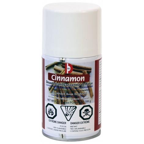 Metered Concentrated Room Deodorant - Cinnamon - 3400 Sprays - 7 oz (199 G) Big D 469