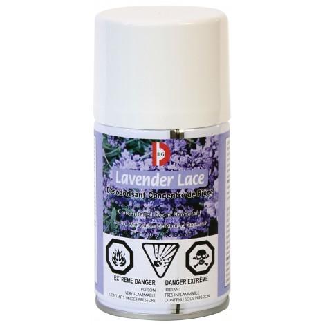 Metered Concentrated Room Deodorant - Lavendar Lace - 3400 Sprays - 7 oz (199 G) Big D 483