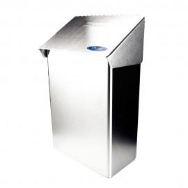 Poubelle à serviettes sanitaires Frost - acier inoxydable - BIN622