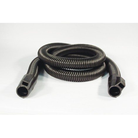 "Electrical Hose for Central Vacuum - 8' (2,43 m) - 1 3/8"" (35 mm) dia - Silver - Anti-Crush - Plastiflex - SE170114008R"