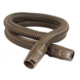 """Boyau électrique pour aspirateur central - 6' (1,82 m) - 1 3/8"""" (35 mm) - brun - anti-écrasement - Plastiflex SE880114006R"""