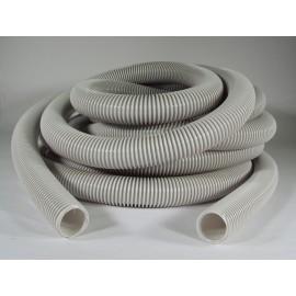 """Boyau pour aspirateur central - 9m (30') - 35 mm (1 3/8"""") dia - gris - anti-écrasement - Econo"""