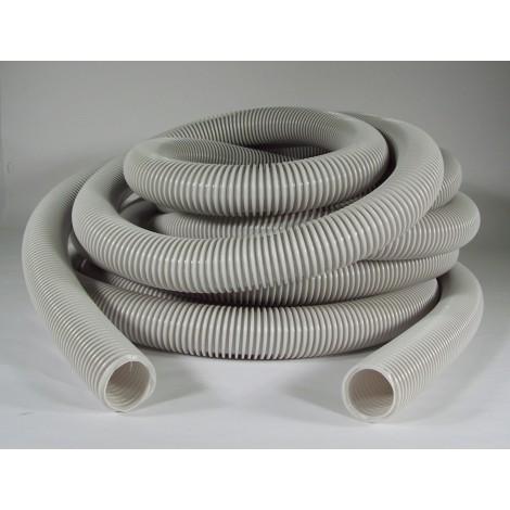 """Boyau pour aspirateur central - 10 m (35') - 35 mm (1 3/8"""") dia - gris - anti-écrasement - Econo"""
