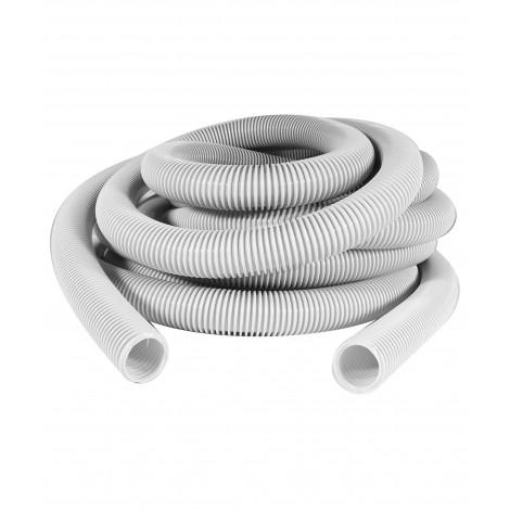 """Boyau pour aspirateur central - 18 m (60') - 35 mm (1 3/8"""") dia - gris - anti-écrasement - Econo"""