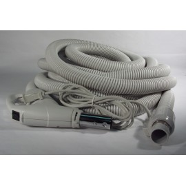 ELECTRICAL HOSE - 110V 1¼ X 35' - ON/OFF SWITCH - GAS PUMP - GREY