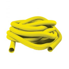 HOSE REINFORCED ONLY 2X 50' VAC-U-FLEX YELLOW