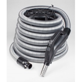 HOSE ASSEMBLY FOR CENTRAL VACUUM