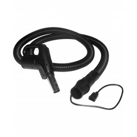 COMPLETE ELECTRICAL HOSE - 110V 6' - JOHNNY VAC - BLACK