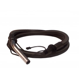 COMPLETE ELECTRICAL HOSE - 8' - JOHNNY VAC AS6 - BLACK