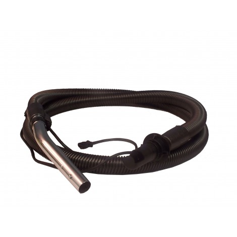 Electrical Hose for Vacuum 8' (2,43 m) - Black - Straight Handle - Johnny Vac AS6