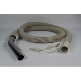 COMPLETE ELECTRICAL HOSE WITH BUTTON - 1¼ X 7' - KENMORE (SEARS) - BEIGE