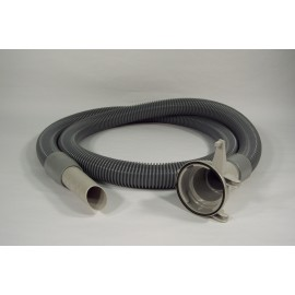 COMPLETE REGULAR HOSE - 1¼ X 8' - KIRBY GENERATION III - GREY