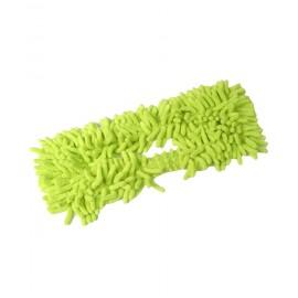 1¼ MICROFIBER DUST MOP REFILL - GREEN
