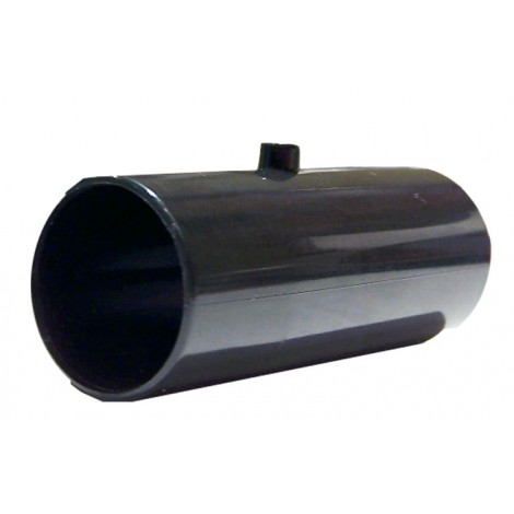PLASTIC BRUSH ADAPTOR - HOOVER - BLACK