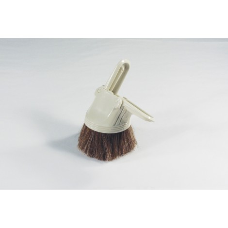 UPHOLSTERY AND DUSTING BRUSH HORSEHAIR 1 1/8 BEIGE