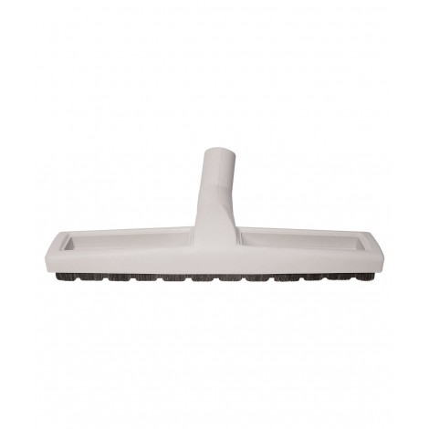"""Floor Brush - Cleaning Path 14"""" (36.6 cm) - with Wheels - Grey"""