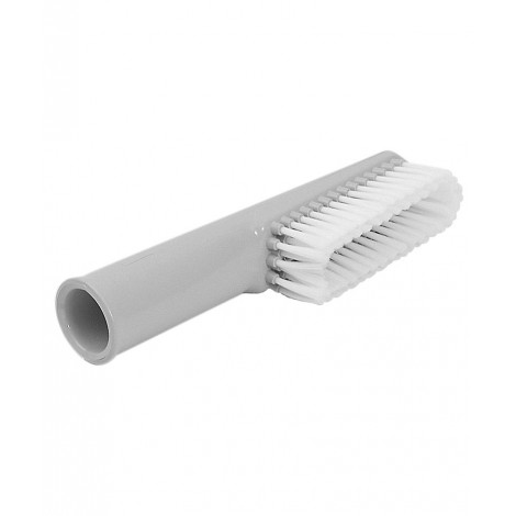 "Dusting Brush - Long - 1 1/4"" (32 mm) dia - for Central Vacuum - Wessel-Werk 12.6-174-42"
