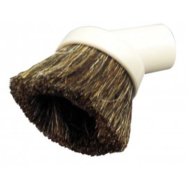 32 mm Dusting Brush - with Horsehair - Universal - Gray