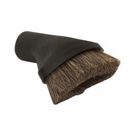 "Dusting Brush - 1 ¼ "" (31.75 mm) dia - Fits All - Black"