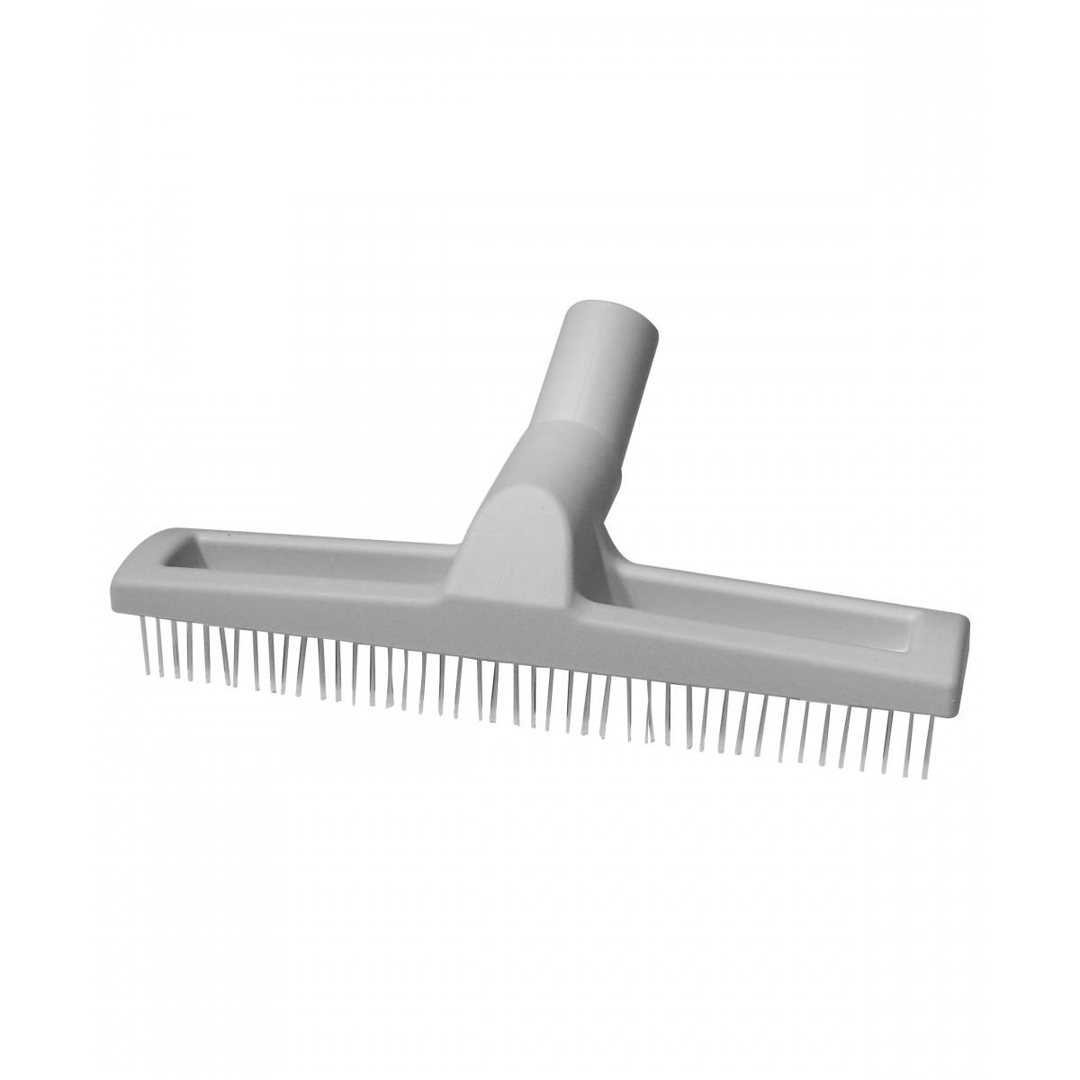 brosse pour tapis longs poils 12 39 gris wessel werk. Black Bedroom Furniture Sets. Home Design Ideas