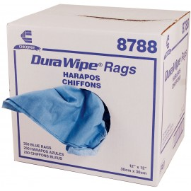 DURA WIPE CHICOPEE INDUSTRIAL TOWELS - CREPED SURFACE - 12