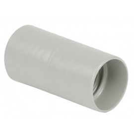 1¼ HOSE END CUFF - UNION - GREY