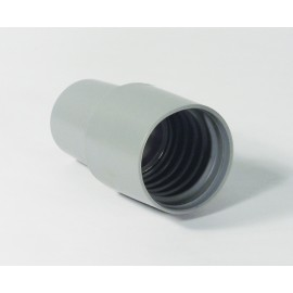 "1½ X 1¼"" REINFORCED HOSE END CUFF - GREY"