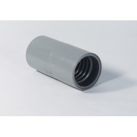 "1¼ REINFORCED HOSE END CUFF - 1½"" ACCESSORIES - GREY"