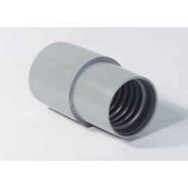 "1½ REINFORCED HOSE END CUFF - 2"" ACCESSOIRES - GREY"