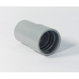 1½ REINFORCED HOSE END CUFF - GREY