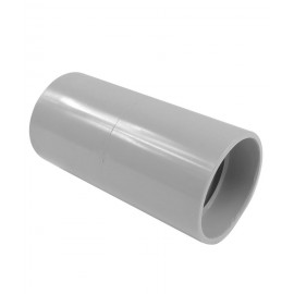 2 REGULAR HOSE END CUFF - GREY