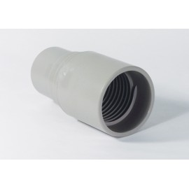 2 CRUSHPROOF HOSE END CUFF - GREY